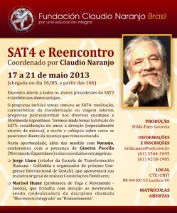 Afiche de SAT4 e Reencontro